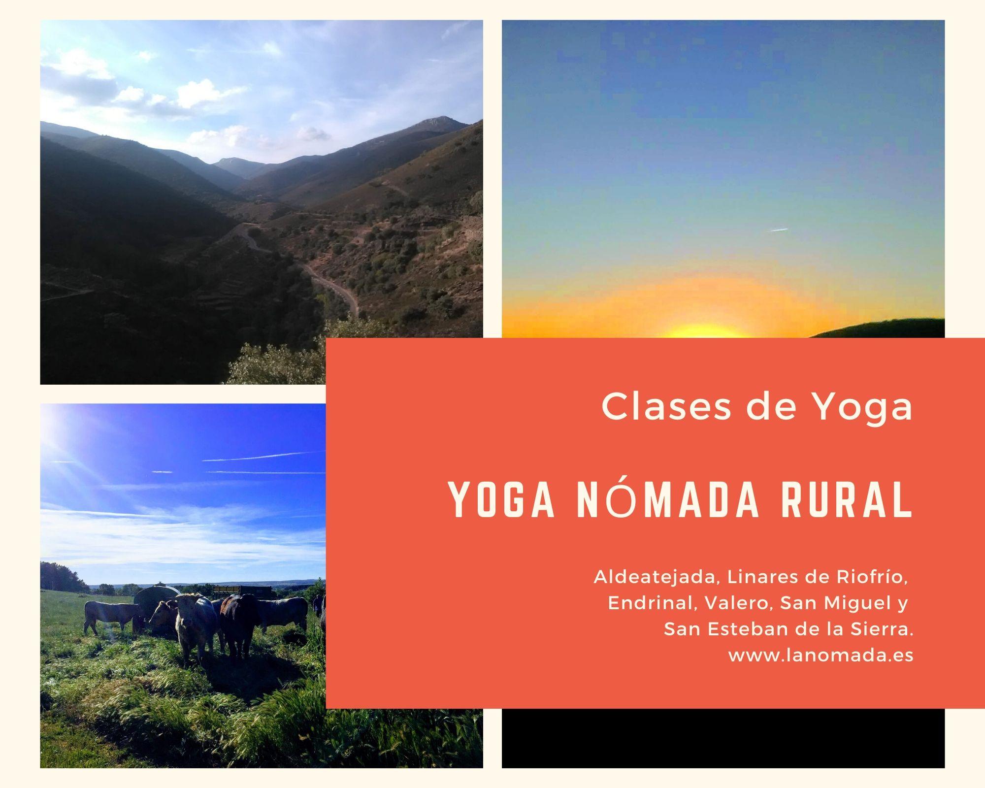 Yoga Nómada Rural
